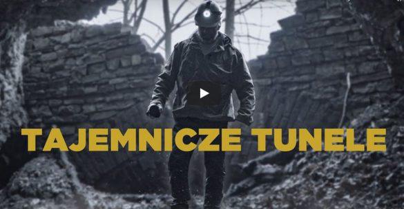 Tajemnicze tunele pod Polską