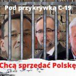 Zamierzają sprzedać Polskę! Napisz do posła zanim będzie za późno!