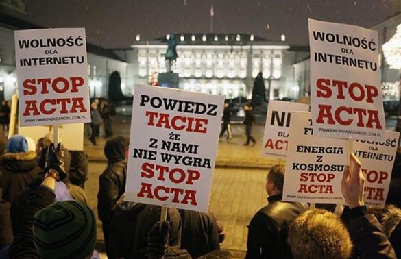 Grozi Nam ustawa gorsza niż ACTA