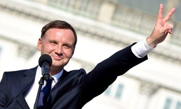 """Za te słowa """"elity"""" III RP znienawidzą Prezydenta Andrzeja Dudę"""