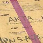 Dokumenty dotyczące współpracy agenturalnej Wałęsy są autentyczne.