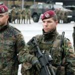 Niemcy mobilizują wojsko