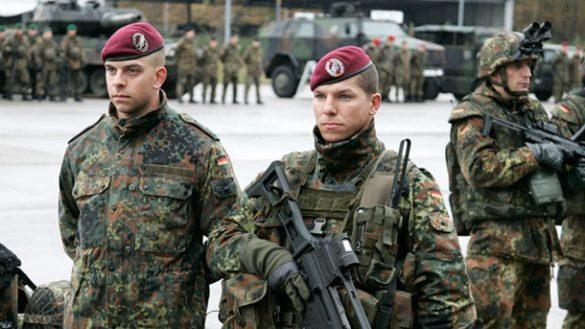 niemcy mobilizuja wojsko w zwiazku z kryzysem emigracyjnym