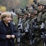 Żołnierze z Bundeswehry szykowali zamachy na niemieckich polityków.