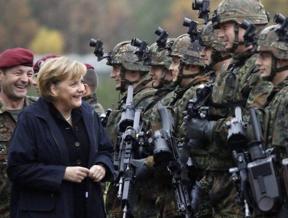 Żołnierze z Bundeswehry szykowali zamachy