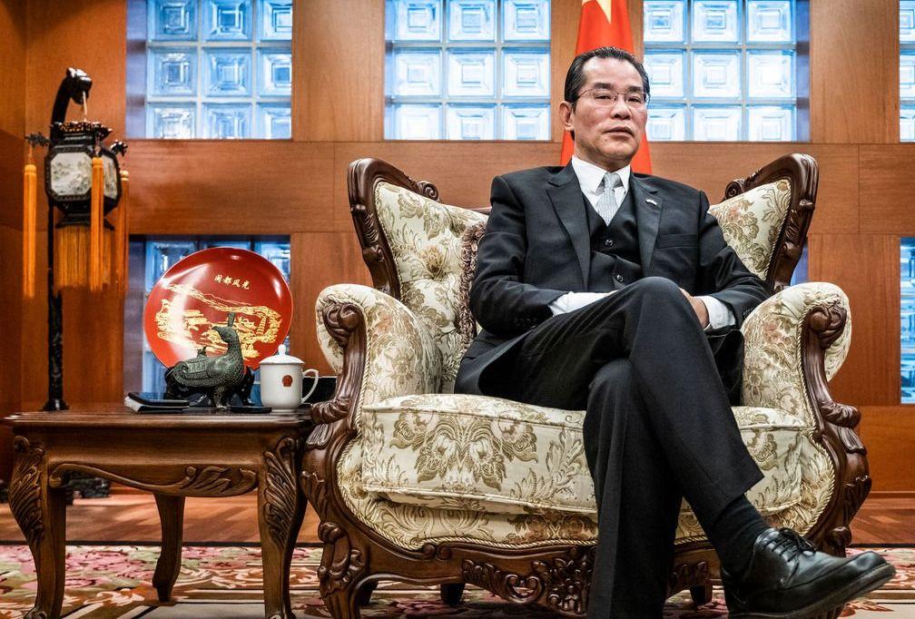chinski ambasador