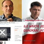 Licytacja trwa… Nowoczesna chce 10 zł… Kukiz'15 tylko 6 zł…. za obronę demokracji!