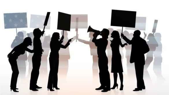 Demonstracje antyimigracyjne 12 09 w Polsce