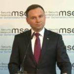 """""""Mówiąc o powrocie do zimnej wojny, Rosja mówi o swoim własnym działaniu"""""""