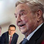 George Soros, Morawiecki, Hołownia … do jednej bramki grali…
