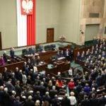 Sejm wyraził zdecydowany sprzeciw wobec jakichkolwiek form antysemityzmu