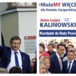 Adam Lucjan Kalinowski – powiat stargardzki zasługuje na radnych z wizją.