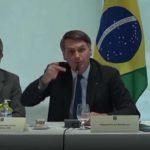 """Prezydent Brazylii: nie wiedział, że są włączone kamery. """"Uzbrojonych ludzi nie da się zniewolić"""""""