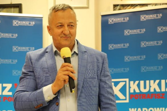 Józef Brynkus - Wadowice zasługują na prawego Burmistrza