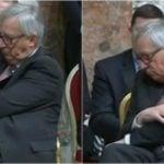 Czy Szef Komisji Europejskiej Jean-Claude Juncker jest alkoholikiem?
