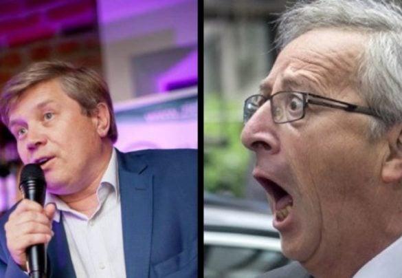 List z Polski do Junckera