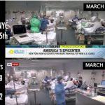 Manipulacje mediów w sprawie COVID 19 – kolejne przykłady tym razem z USA