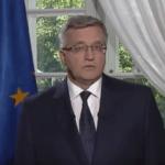 Zgoda, dialog i kompromis…. wyłącznie dla połowy Polaków!