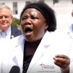 Konferencja lekarzy w USA na temat spisku światowego i zabijania ludzi.