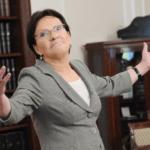 Córka Premier Ewy Kopacz grozi, że wyjedzie z Polski