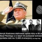 Stalinowski sędzia ma dziś 13.000 zł emerytury – do dziś nierozliczony