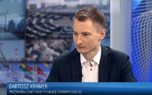 Kramek z FOD znowu atakuje polskie instytucje