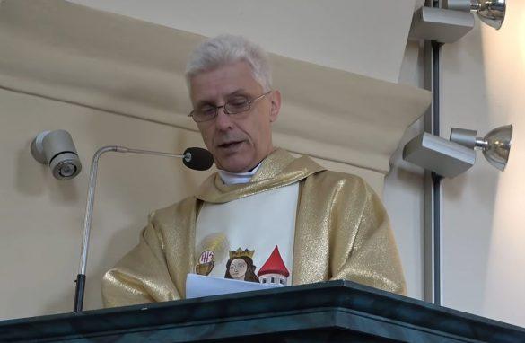 Ks.prof.dr.hab.Stanisław Koczwara ostro o sprzedajnych biskupach