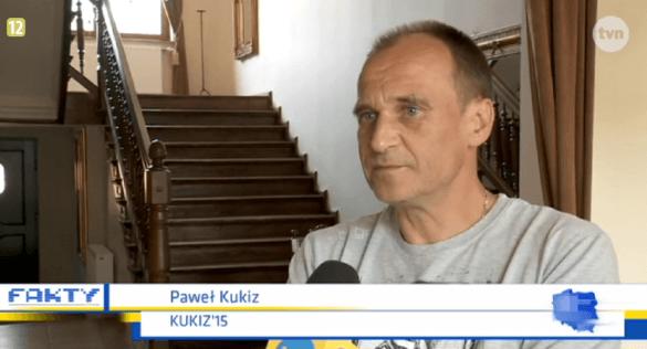 """""""Paweł Kukiz przespał wakacje, nic nie zrobił, leżał na plaży i olał wszystkich"""""""