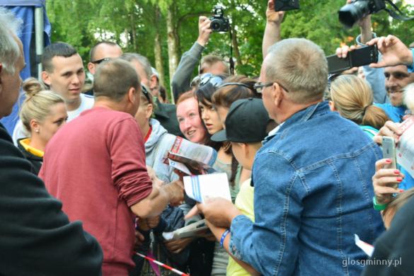 Paweł Kukiz w Dziwnowie. Czy będzie losowanie kandydatów na listy wyborcze?