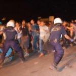 Uchodźcy zgotowali piekło mieszkańcom greckiej wyspy Lesbos… idą dalej |VIDEO