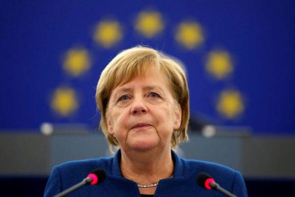Tragiczna wizja Europy pod panowaniem Niemiec