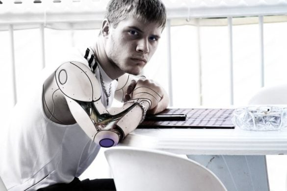 W przyszłości będą leczyć nas roboty
