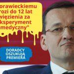Ujawniono fakty dotyczące ludobójstwa. Morawieckiemu grozi do 12 lat więzienia.