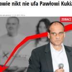 """Newsweek łże jak LIS"""