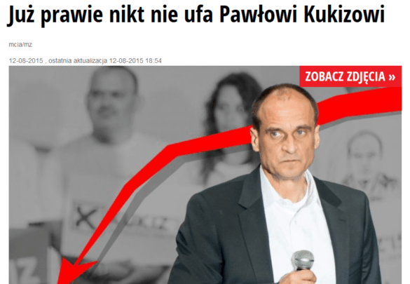 Newsweek łże jak LIS