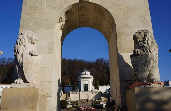 lwy z Cmentarza Orląt zostaną usunięte!