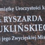 Płk. Ryszard Kukliński zakończył swoją misję z honorami bohatera