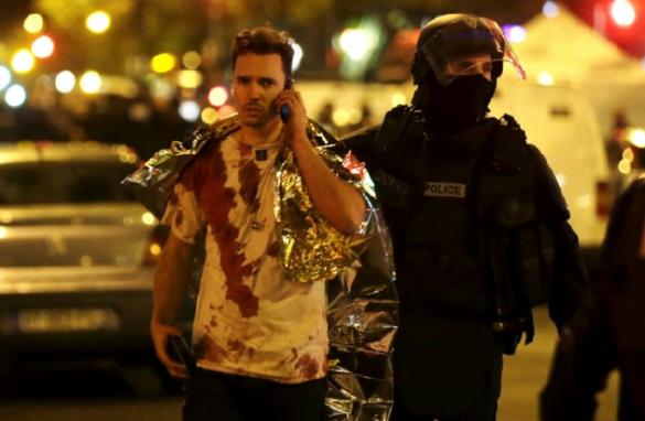 Krwawy zamach terrorystyczny - 150 zabitych w Paryżu