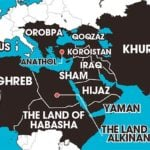 Jakie państwa chce podbić ISIS do 2020 roku. Oto mapa imperium
