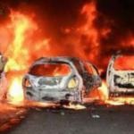Seria podpaleń samochodów w Szwecji