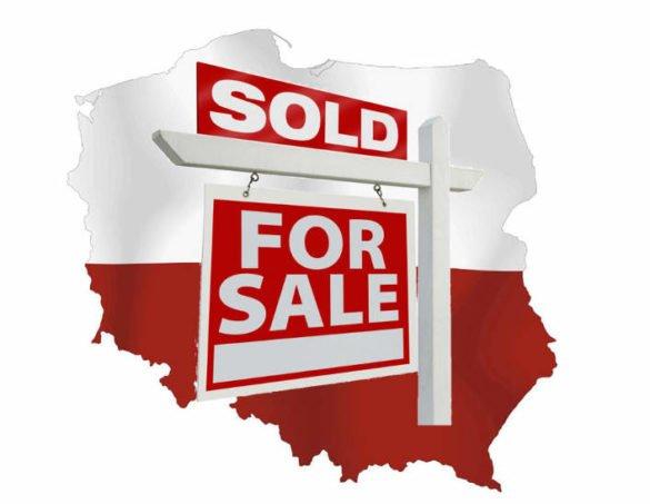 polska na sprzedaż