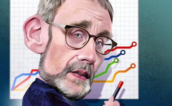 prof. Neil Ferguson sparaliżował planetę fałszując dane
