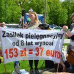 Wyjazd Rodziców Dzieci Niepełnosprawnych na Protest do PE w Brukseli | Pressmania