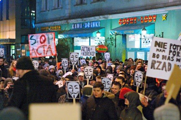 Projekt Doktryny Bezpieczeństwa Narodowego RP - czy to aby nie polskie ACTA?
