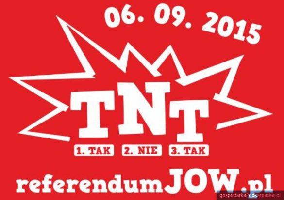Oficjalne spoty referendalne - Referendum JOW 6 września 2015