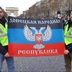 Wpływy rosyjskie na Champs-Elysees