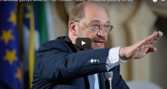 MOCNE SŁOWA: Francuski europarlamentarzysta o Polakach i Polsce. M. Schulza zatkało!