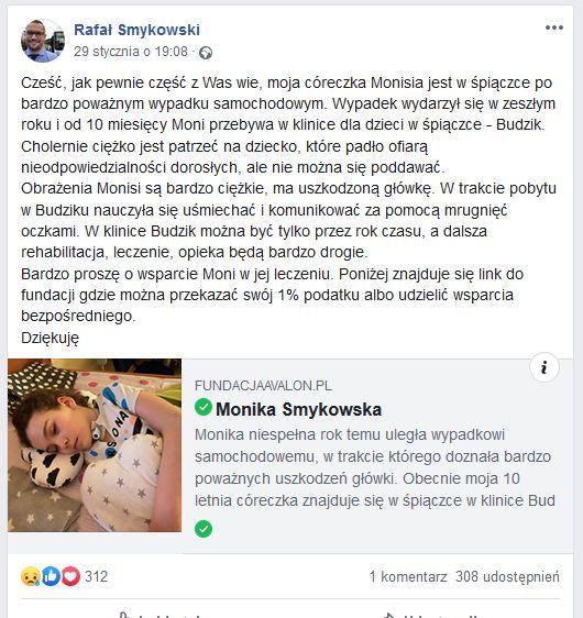 rafał SMykowski filmik