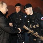 Szokujące ustalenia: Tajne bojówki Putina szkolą się w Niemczech i czekają na rozkazy Kremla