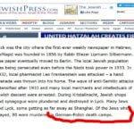 Jak długo niemieckie obozy śmierci będą nazywane polskimi przez żydów?!